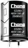 ECAP 68uFх450V CD293
