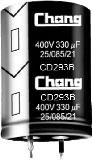 ECAP 68uFх315V CD293B