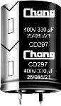 ECAP 680uFх400V CD297