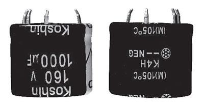 ECAP 680uFх200V K4H