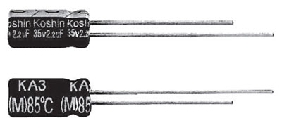 ECAP 6800uFх25V KA3