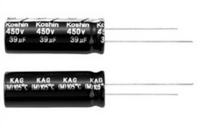 ECAP 68uFх450V KAG
