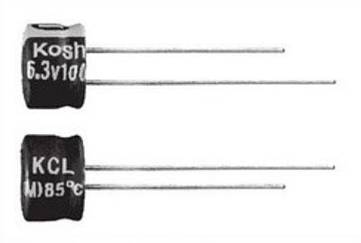 0.33 мкф х 50V mini (5mm)