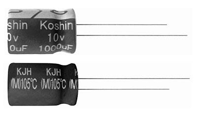 ECAP 680uFх10V KJH