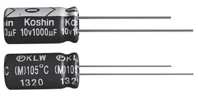 ECAP 68uFх63V KLW