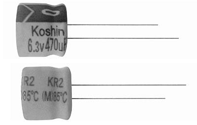 ECAP 22mFх35V KR2