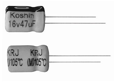 0.33 мкф х 50V mini (7mm)