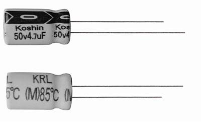 ECAP 22mFх35V KRL