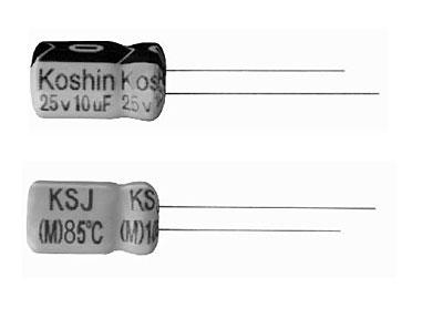 ECAP 68uFх6.3V KSJ