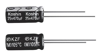ECAP 680mFх35V KZF