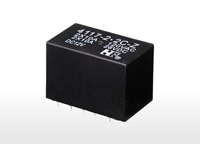 4117-2-2W-Z-12VDC