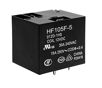 HF105F-5/024A-1DS
