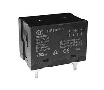 HF116F-1/048DP-2H