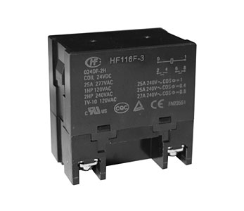 HF116F-3/012DA-1H