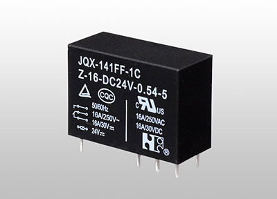 JQX-141FF-1C-S-16-DC24V-0.54