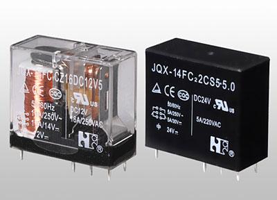 JQX-14FC1-C2S16DC6V