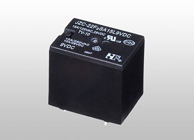 JZC-22F2FC120.45DC6V