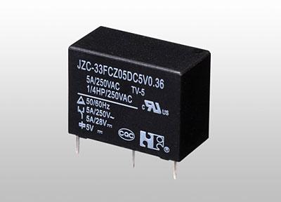 JZC-33F-C-S-10-DC5V-0.45