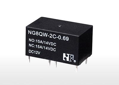 NG8QW-2C-15-DC12V-0.69