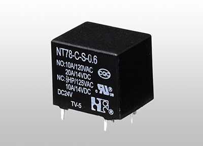 NT78-B-S-5-DC12V-0.6